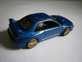 GC8 Model Rear by pete7868