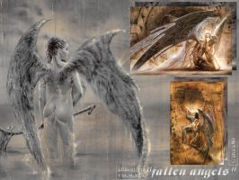 Fallen Angels by Luis Royo by LWPdesign