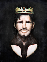 Game of Thrones, Last King? by sergiosoares