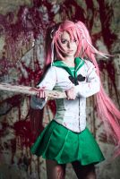 Highschool of the dead - Battle for life by Wan-Mei