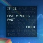 Text Clock by CeIIular