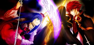 Umineko - DREAMENDDISCHARGER by XForever