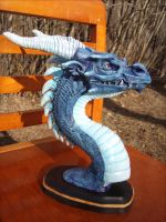 Frost Dragon by RavenKing77