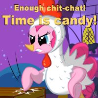 MLP: Time is candy by Fynjy-87