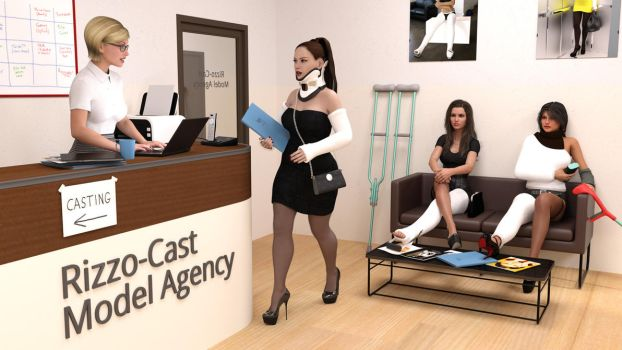 Model Agency by rizzo-cast