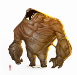 Clayface by CamaraSketch
