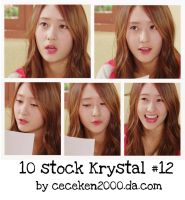 Photopack #12: Krystal by CeCeKen2000