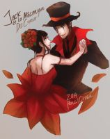 Jack and the Cuckoo-Clock Heart by PencilCrown