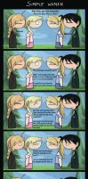 FMA - Simple Women by Gimpyslair