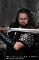 Thorin Cosplay with Martial Grise 3 by Damiane