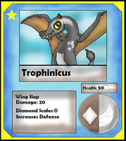 Trophinicus Card (Adopt) by Dianamond