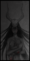Unholy Mother by LuzifersChoice