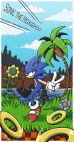 Sonic The Hedgehog - Green Hill Zone by Lumary92