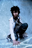 [Gray Fullbuster] 'Ice Make!' by Bluemi-chan