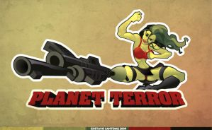 Planet Terror by GS-Dracko