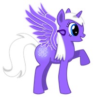 My Ponysona - Sparkle Fly! by ssumppg