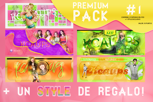 ++ Premium Pack #1 by TransilvaniaEditions