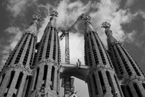 Sagrada Familia by VTAL