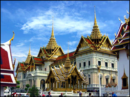 Thailand - Grand Palace 2 by Forsaken-Heretic