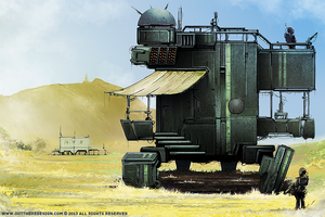 TX4 - Hot Place - New and Improved. by outtheredesign
