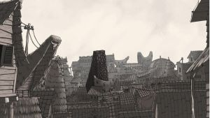 The Village of Gray by burd