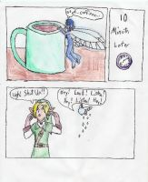 caffine and fairies dont mix by toasterfox