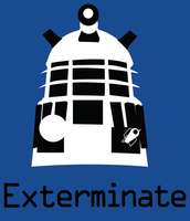 Dalek Wallpaper by JuliaBoon