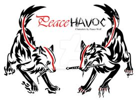 Havoc And Peace Tribal by DansuDragon