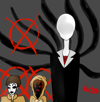 proxies and the operator by X-RedFox-X