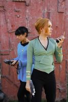 Trek 4 - 5 by chirinstock