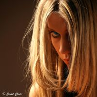 She Looked At Me    By Denissaintclair by 54321phreno