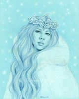 Snow Queen by MayumiOgihara