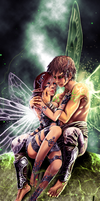 Faery Love by Zaigard