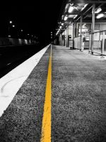 Follow the yellow line by Missenbuggensmitsu