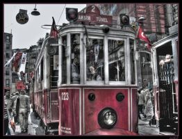 The Tram by ISIK5