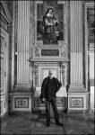 Under the portrait of my ancestor... by SUDOR