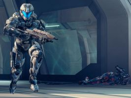 Halo 4: Back in the Game by purpledragon104