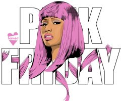 Pink Friday by kellumo