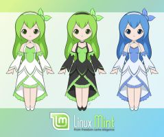 Linux Mint-Tan - Cinnamon by Jdan-S