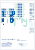 typography symposium postertwo by newblood