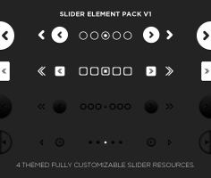 Slider Elements by messinmotion