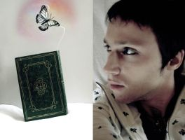 The book of Secret 01 by illusiondevivre