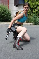 Lara Croft_Comics outfit by Tyalis-photo