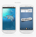 Galaxy S3 Setup by McLovinIrish