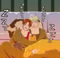 APH Request: Sweet Slumber by khakipants12