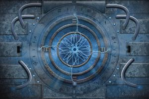 Cyclonic Compass by graphomet