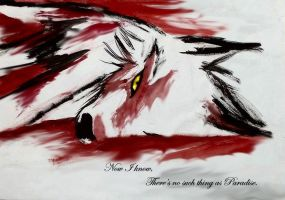 Wolfs Rain by LunerBlue
