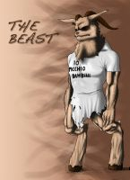 The Beast by Dragonletter