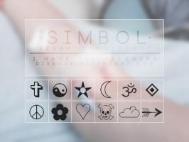 Simbol - .Abr by Ihavethedreamersdise