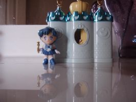 mercury castle and chibi fig by KittyChanBB